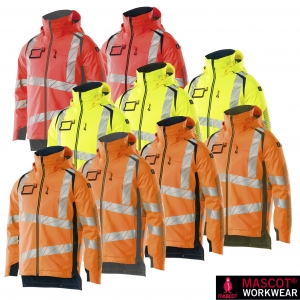 "Produktbild ""Mascot® ACCELERATE SAFE Winterjacke Stretch """