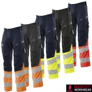 "Produktbild ""Mascot® ACCELERATE SAFE Bundhose PC379	"""